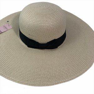 New Serra Straw Beach Hat